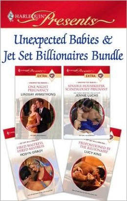 Unexpected Babies & Jet Set Billionaires Bundle