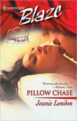 Pillow Chase (Harlequin Blaze Series, #161)