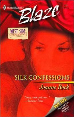 Silk Confessions (Harlequin Blaze #171)