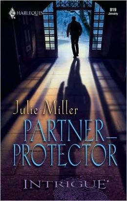 Partner Protector (Harlequin Intrigue #819)