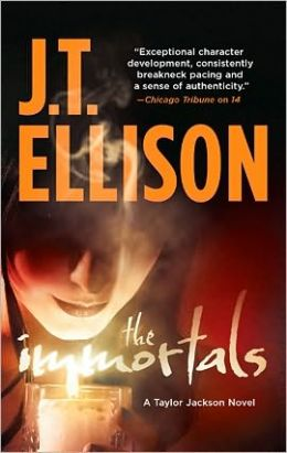 The Immortals (Taylor Jackson Series #5)