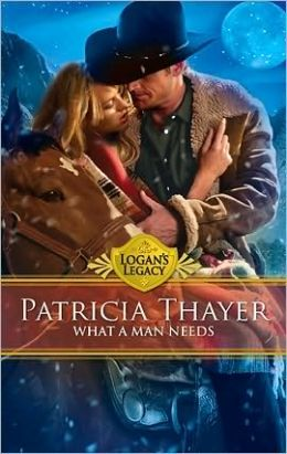What a Man Needs (Logan's Legacy Series)