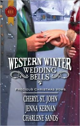 Western Winter Wedding Bells: Christmas in Red Willow\The Sheriff's Housekeeper\Wearing the Rancher's Ring