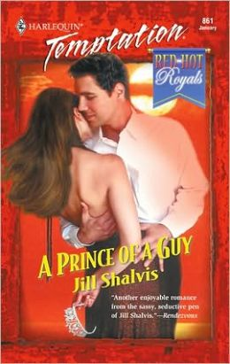 Prince of a Guy (Red-Hot Royals Series)