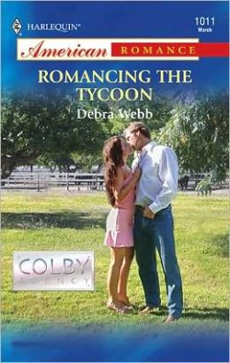 Romancing the Tycoon (Colby Agency Series #17)