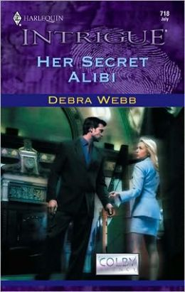 Her Secret Alibi (Colby Agency Series #12)