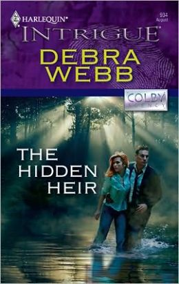 The Hidden Heir (Colby Agency Series #24)