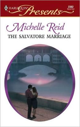 The Salvatore Marriage (Harlequin Presents #2362)