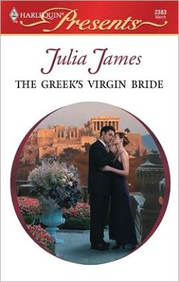 The Greek's Virgin Bride (Harlequin Presents #2383)