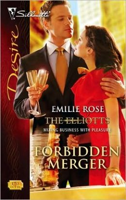 Forbidden Merger (Silhouette Desire Series)