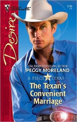 The Texan's Convenient Marriage (Silhouette Desire Series #1736)