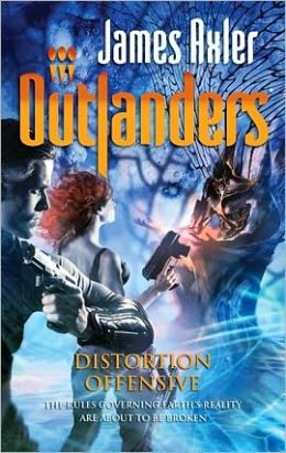 Distortion Offensive (Outlanders #55)