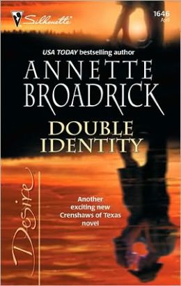 Double Identity (The Crenshaws of Texas)
