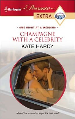 Champagne with a Celebrity (Harlequin Presents Extra #135)