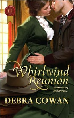Whirlwind Reunion (Harlequin Historical Series #1023)
