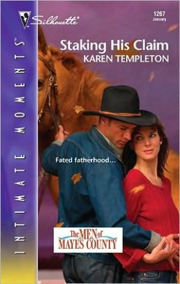 Staking His Claim (Men of Mayes County Series)