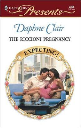 The Riccioni Pregnancy (Expecting!)