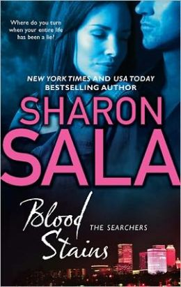 Blood Stains (Searchers Series)