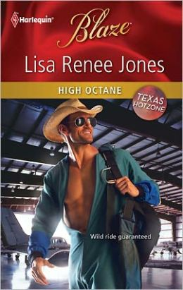 High Octane (Harlequin Blaze #601)