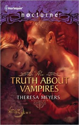 The Truth about Vampires: The Truth about Vampires\Salvation of the Damned (Harlequin Nocturne #107)