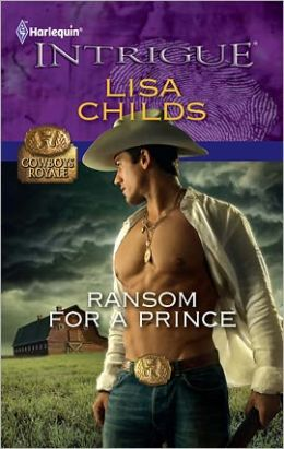 Ransom for a Prince (Harlequin Intrigue #1263)