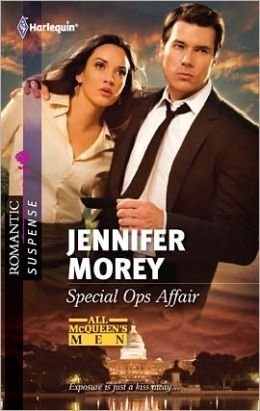 Special Ops Affair (All McQueen's Men Series)