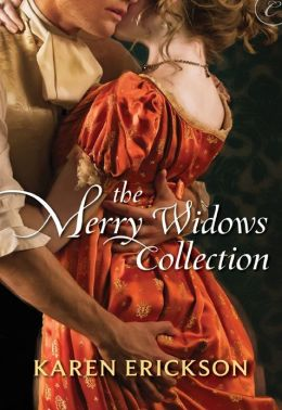The Merry Widows Collection: Lessons in Indiscretion\Her Christmas Pleasure\A Scandalous Affair