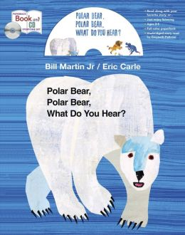 Polar Bear book and CD storytime set