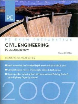 Civil Engineering: License Review