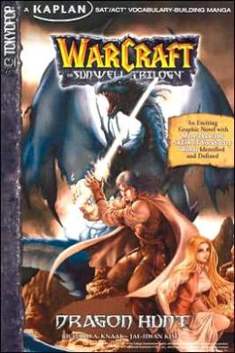 Warcraft: Dragon Hunt, Volume 1: Kaplan SAT/ACT Vocabulary-Building Manga