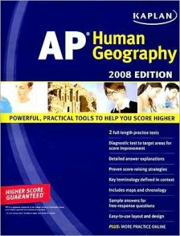 Kaplan AP Human Geography, 2008 Edition