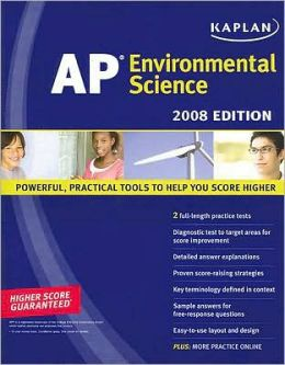 Kaplan AP Environmental Science, 2008 Edition