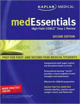 MedEssentials: High-Yield USMLE Step 1 Review