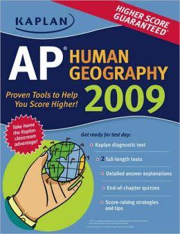 Kaplan AP Human Geography 2009