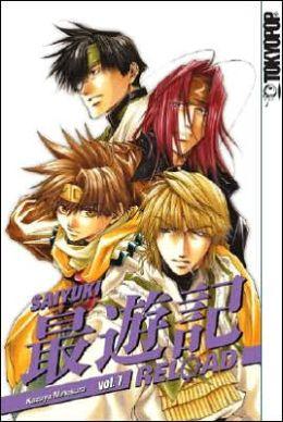 Saiyuki Reload: Volume 7