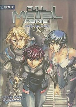 Full Metal Panic! (novel) Volume 4: Ending Day by Day -- Part 1 7 Conclusion