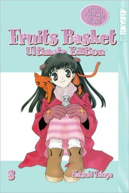 Fruits Basket Ultimate Edition, Volume 3