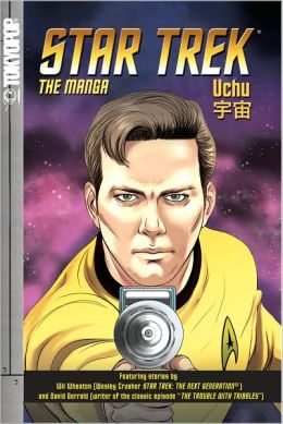 Star Trek: The Manga, Volume 3