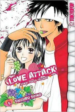 Love Attack, Volume 5