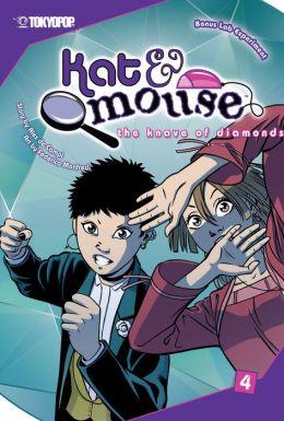 Kat & Mouse, Volume 4: The Knave of Diamonds