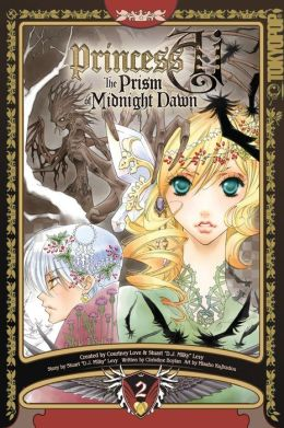 Princess Ai: The Prism of Midnight Dawn, Volume 2