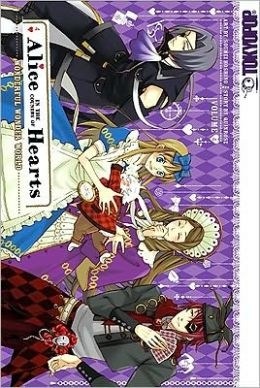 Alice in the Country of Hearts, Volume 4