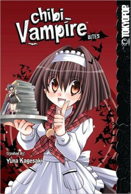 Chibi Vampire Official Fan Book