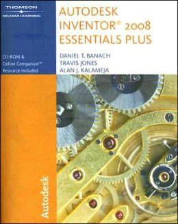 Autodesk Inventor 2008 Essentials Plus