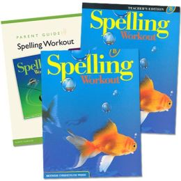 Modern Curriculum Press: Spelling Workout - Level B Homeschool Bundle