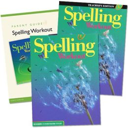 Modern Curriculum Press: Spelling Workout - Level E Homeschool Bundle