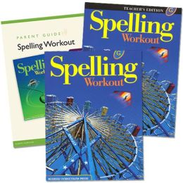 Modern Curriculum Press: Spelling Workout - Level G Homeschool Bundle