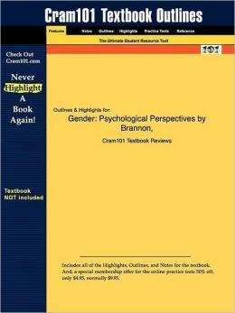 Outlines & Highlights For Gender