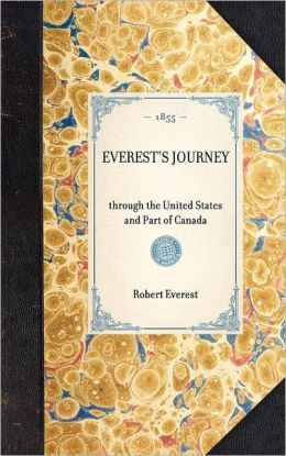 Everest's Journey Through the United States and Part of Canada