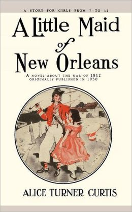 A Little Maid of New Orleans